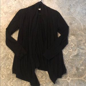 Kenneth Cole Black Cardigan
